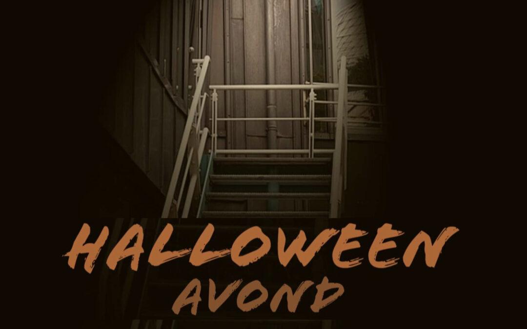 Halloweenavond 10 nov